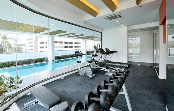 Siamese-Surawong-Bangkok-condo-for-sale-fitness
