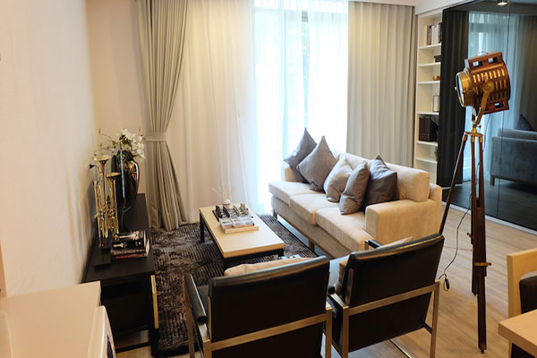Siamese-Surawong-Bangkok-condo-Townhouse-for-sale